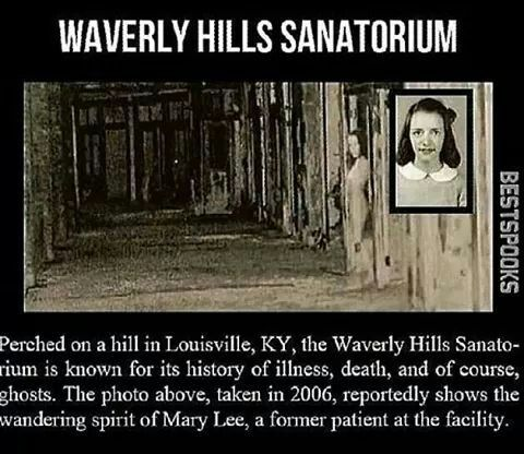 Waverly Hills Sanitorium