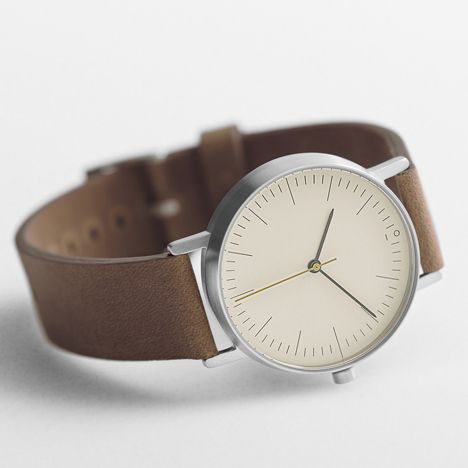 Watches from new Australian brand Stock launch at Dezeen Watch Store