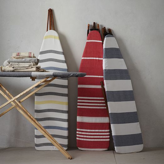west elm covers turn your ironing board into decor