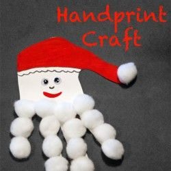 25 Easy Christmas Crafts for Kids - hands on : as we grow