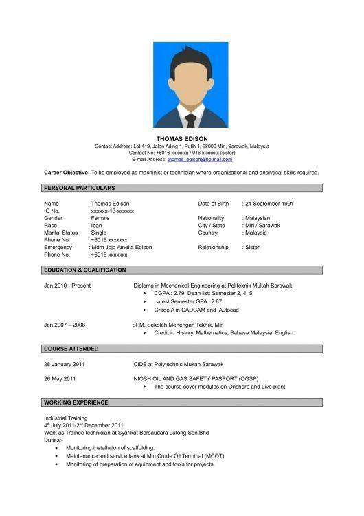 7 Contoh Resume Jurnal Lamaran Kerja Bahasa Inggris Buku Tugas Dll Resume Digital Library Jurnal