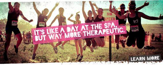 Dirty Girl Mud Run    Saturday 10/6/2012 - join me!!!