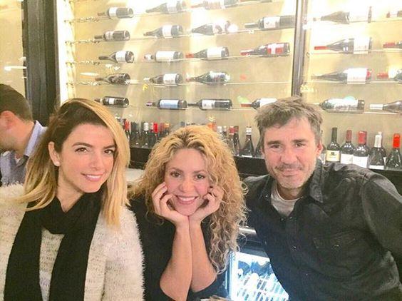With my friend stylist  @kathykopp and director @jaumedelaiguana