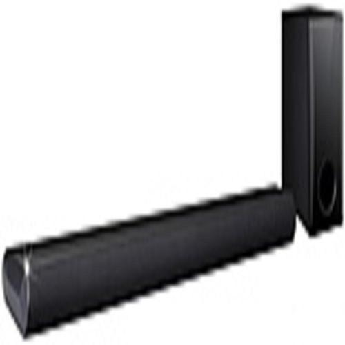 LG LAS350B 2.1 Channel Sound Bar with Subwoofer - 120 W RMS - DTS, Surround Sound, Dolby Digital - Bluetooth 4.0 - Digital Audio Optical / USB - Black