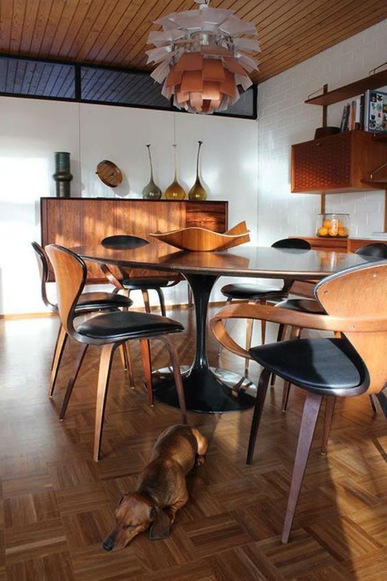 42 Photos Of Purely Mid Century Modern Interiors Mid Century