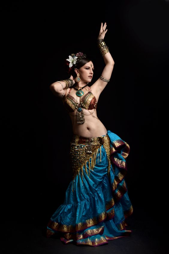 Claire of Divine Chaos Tribal®, LLC / photo by Ron Brewer Images / Tribal fusion belly dance www.dc-tribal.com
