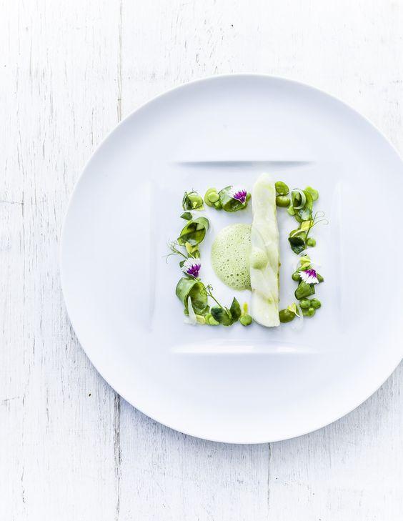 legumes verts, jeunes pousses, st pierre, écume