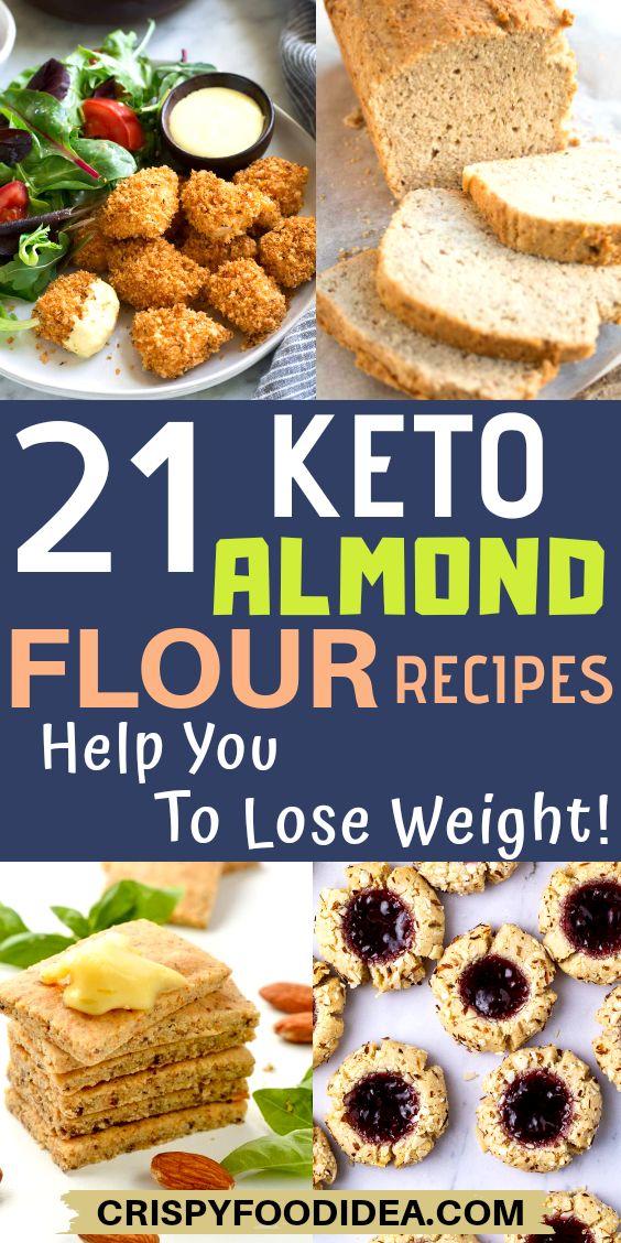 Almond Flour Recipes Pinterest