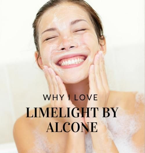 Limelight by Alcone is the most exciting new non-toxic, chemical free skin care on the block. I want to share why I love it so much!