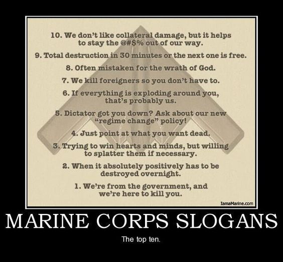 Best Marine Quotes And Sayings: Marine Corps Motivational