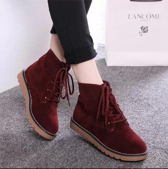 Sapato Feminino Bota