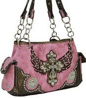 Cross & Wing Purse