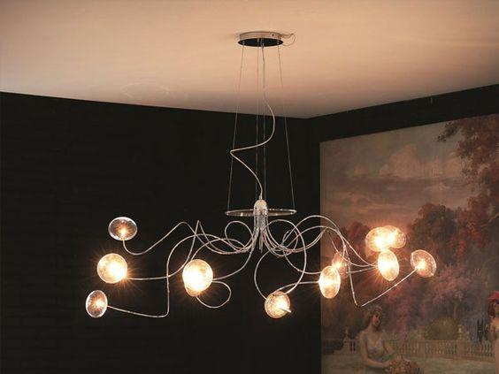 Quali sono gli stili odierni riguardo ai lampadari per la camera da letto? Scopriamolo con la nostra Guida alla scelta! http://www.arredamento.it/guida-alla-scelta-lampadari-per-camera-da-letto.asp #lampadari #illuminazione #consiglicameradaletto Cattelan Italia spa