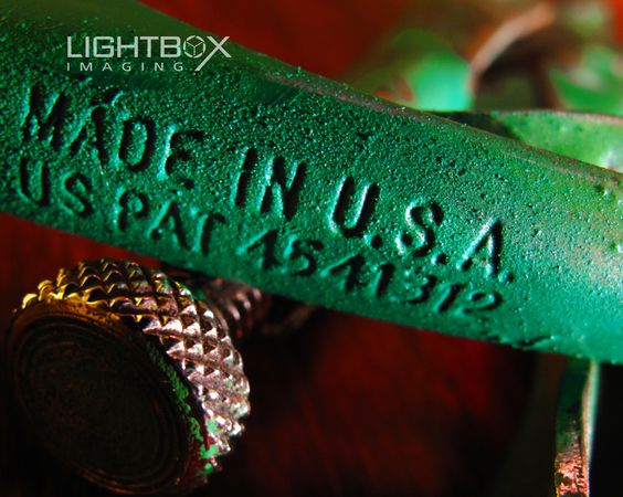 The first locking pliers, named Vise-Grips, were invented by William Petersen in De Witt, Nebraska in 1924.