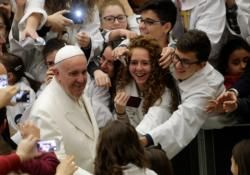 Mercy gives hope for new year, #PopeFrancis says