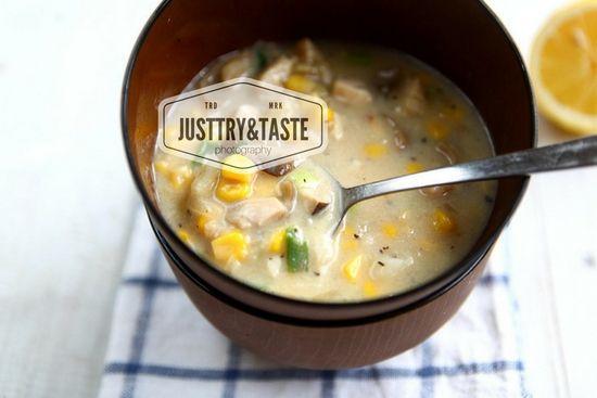 Resep Sup Krim Ayam Jagung Dan Jamur Sup Krim Resep Sup Jamur