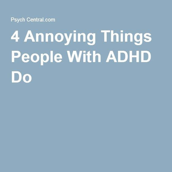 category manage adhd life