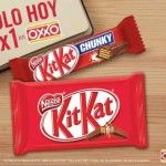 OXXO Chocolates KitKat