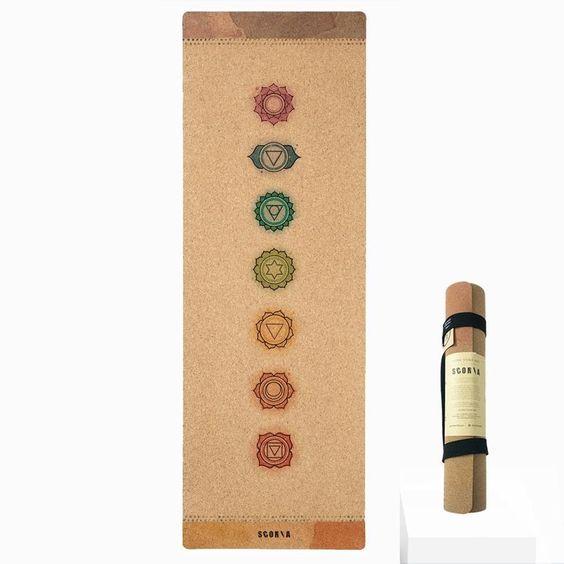 Pin On Cork Yoga