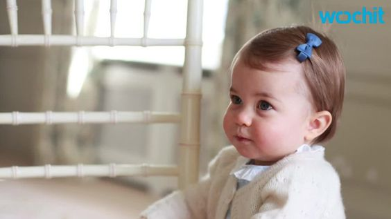 This Monday, Prince William's and the Duchess of Cambridge's daughter, Princess Elizabeth will be turning one years old. Fans of the royals are excited, because Kensington Palace officials released new photographs of Princess Elizabeth in honor of the royal toddler on her birthday. The pictures were taken in a country home in April.