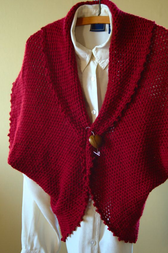 Crochet X Stitch Shrug : ... crochet shrugs etsy women s crochet patterns crochet crochet shrug