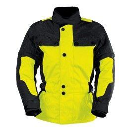 Blouson moto enfant route explo jacket 2 jaune IXS