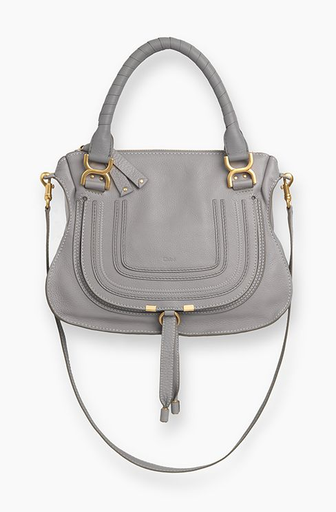 chlo bags - Chloe MARCIE BAG IN GRAINED CALFSKIN 3S0860-161-06T CASHMERE GREY ...