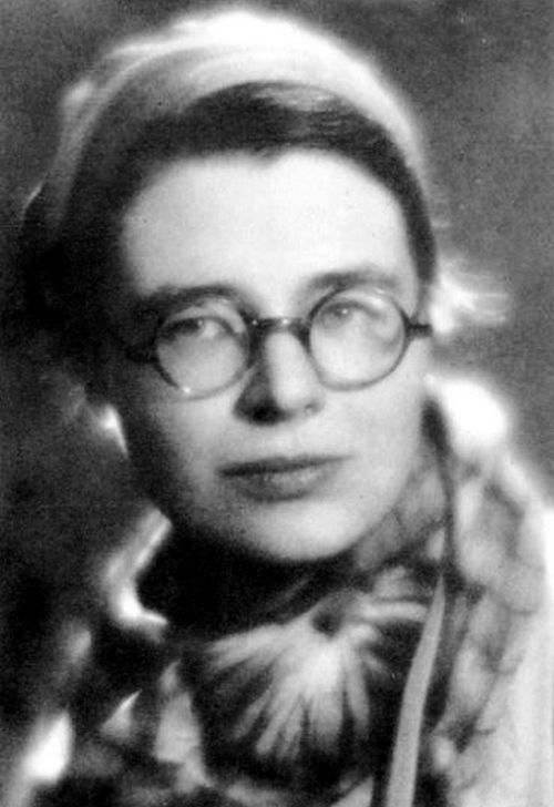 "Oh, Marguerite Yourcenar, not only are you cute, but I really want those glasses.      ""Of all our games, love's play is the only one which threatens to unsettle our soul, and is also the only one in which the player has to abandon himself to the body's ecstasy."" -Marguerite Yourcenar:"