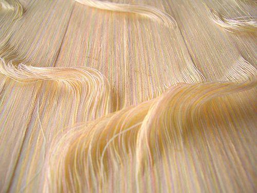 Hair by marit fujiwara, via Behance