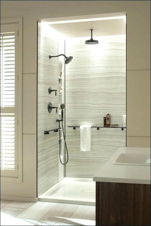 Image Result For Cultured Marble Shower Walls Home Depot Bathroom Remodel Shower Bathroom Wall Panels Corian Shower Walls