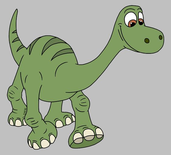 Snore Dinosaur Clip Art