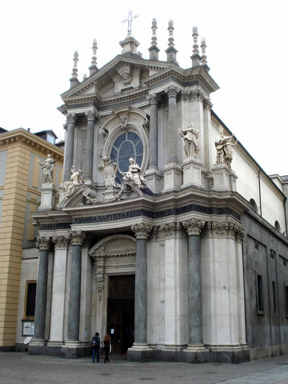 Baroque architecture and church on pinterest for Baroque style church
