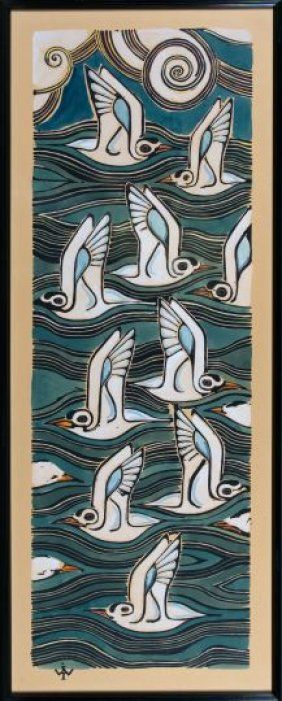 Walter Anderson - Shearwater Pottery - Coastal Craftsman