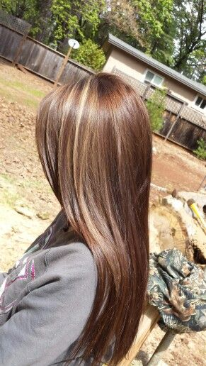Brown Highlights And Mocha On Pinterest
