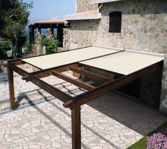 patio cover retractable cover new plans pinterest sun decks and home improvements. Black Bedroom Furniture Sets. Home Design Ideas