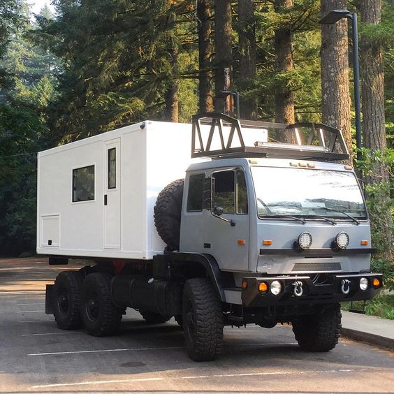 For Sale Trucky Mctruckface Expedition Truck Expedition Vehicle Overland Truck