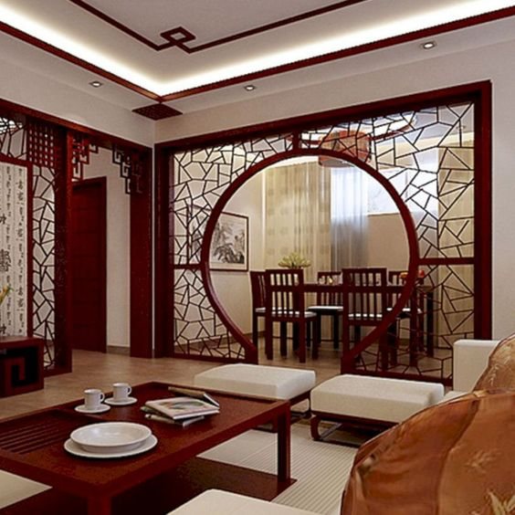 cool 52 Astonishing Partition Design Ideas For Living Room