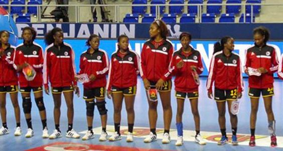 angola olympic team - Google Search