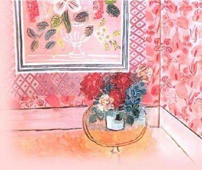 La vie en rose by Roaul Dufy