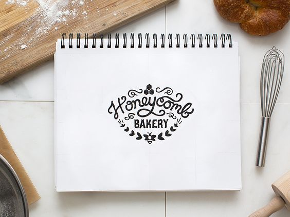 Honeycomb Bakery Logo