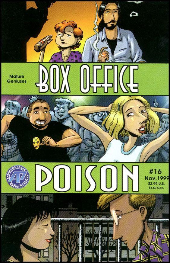 Box Office Poison (pt: Fracasso de Público)