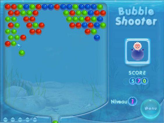 Bubble Shooter- Faites des séries de bulles sur Zylom!
