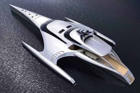 Amazing yacht.. #amazing design