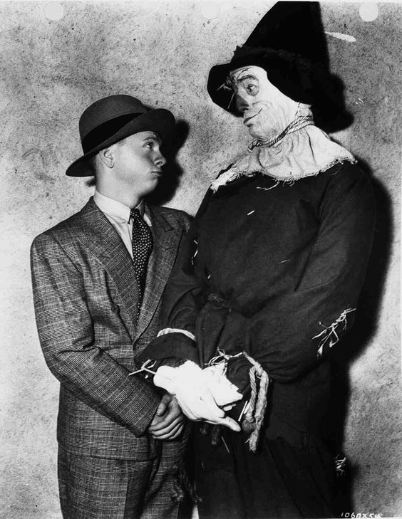 who played the scarecrow in the wizard of oz 1939