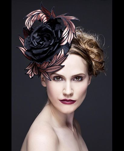 GUIBERT Millinery, Rock Me Rococo Collection #millinery #judithm #hats