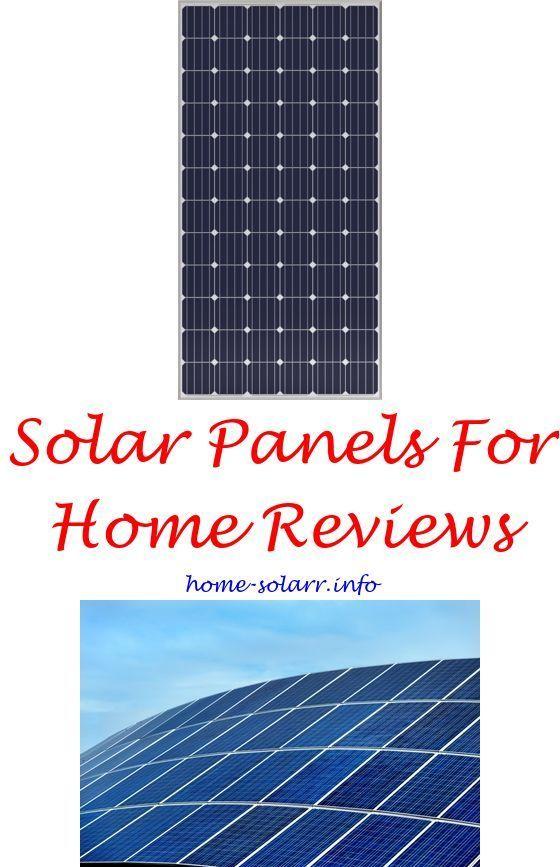 Best Solar Panel Kits For Home