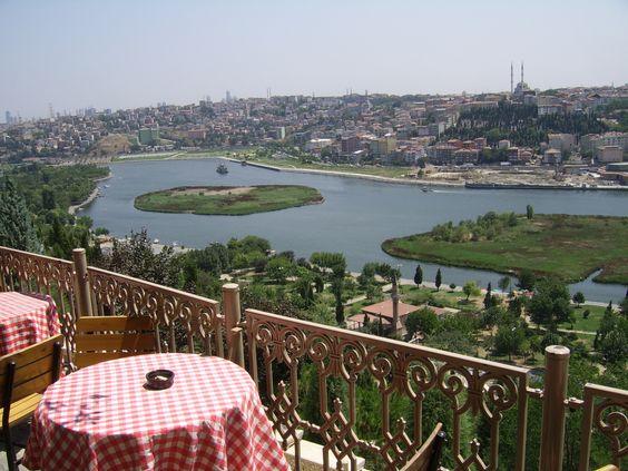 Café Pierre Loti - Istanbul