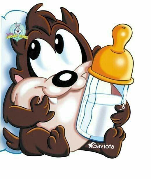 Pin De Elizabeth Manjarrez En ฮ โร การ ต น Caricatura De Bebé Dibujos Animados Clásicos Tazmania Bebe