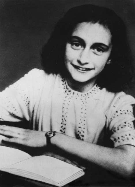 Dagboek Anne Frank blijft op Amerikaanse school - Kunst & Literatuur - De Morgen
