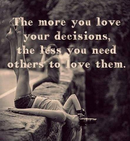 The more you love..